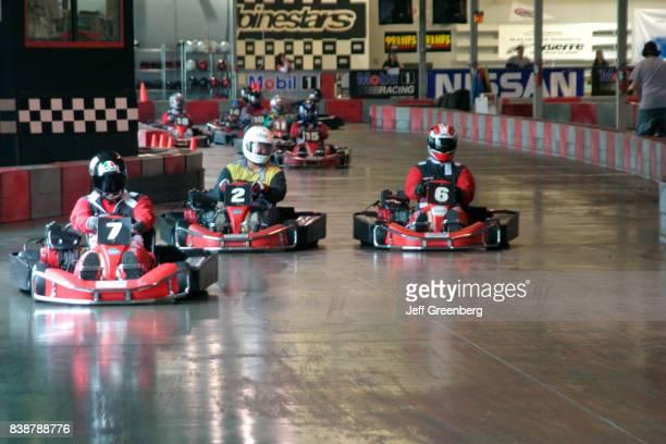 Grand Prix Allsports Hi Speed Indoor Kart Racing
