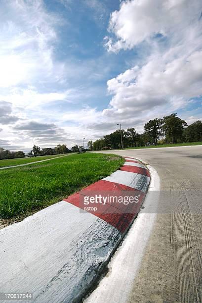 Grand Prix Left Turn
