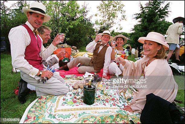 Grand Prix of Diane In Chantilly France On June 11 2000