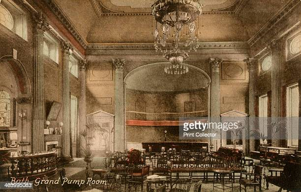 Grand Pump Room Bath Somerset late 19th or early 20th century Designed by Thomas Baldwin and John Palmer Bath's Grand Pump Room was built between...