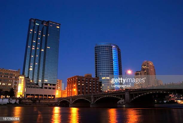 Grand River Night III