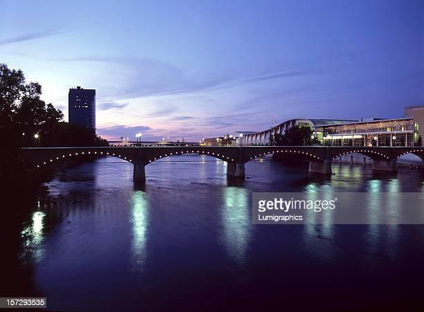Grand River Night VI