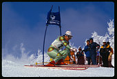 Grand Slalom Skier Andreas Wenzel