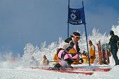 Grand Slalom Skier Max Julen