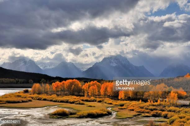 Grand Teton National Park - Oxbow Bend