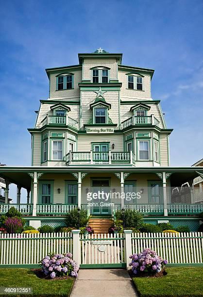 Grand victorian beach house