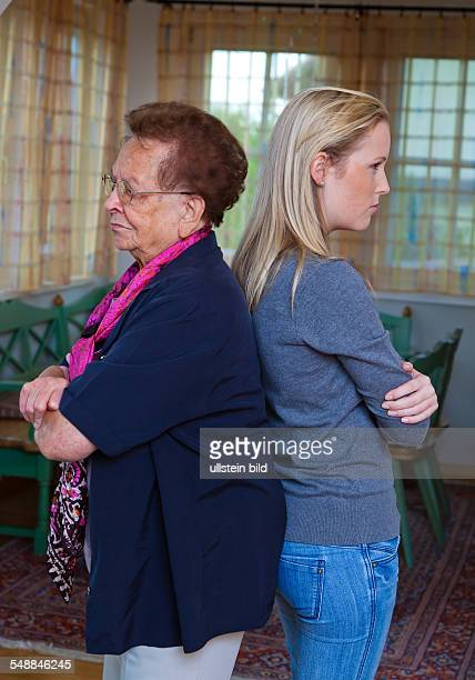 granddaughter and grandmother conflict between the generations