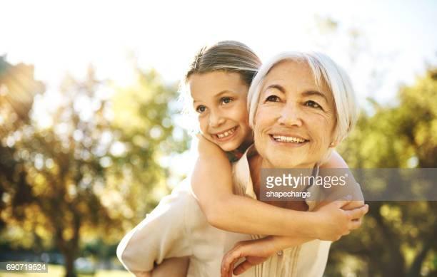 Granddaughters make life a joy