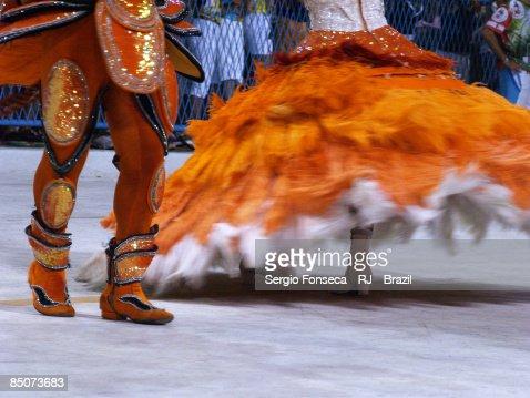 Grande Rio Carnival 2008