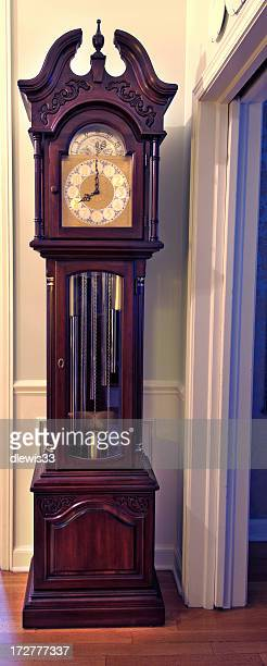 Grandfather Clock Stock Photos And Pictures Getty Images