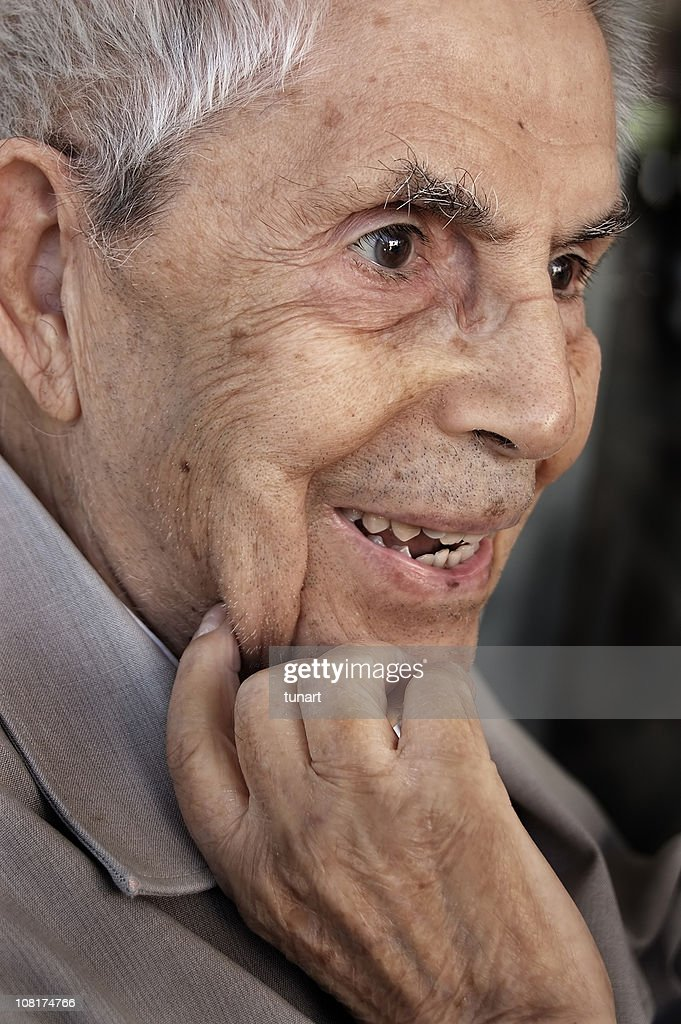 Grandfather : Stock Photo