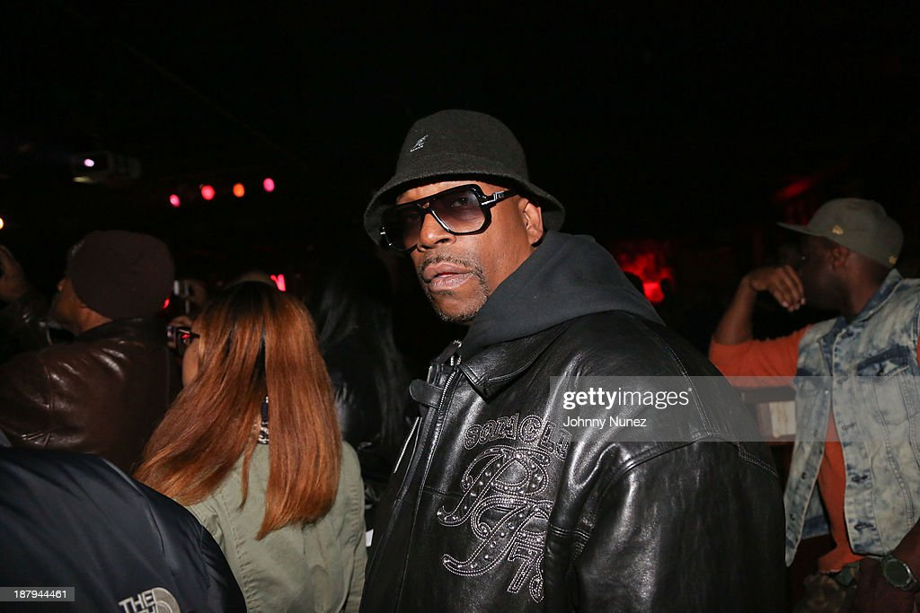<a gi-track='captionPersonalityLinkClicked' href=/galleries/search?phrase=Grandmaster+Caz&family=editorial&specificpeople=2444728 ng-click='$event.stopPropagation()'>Grandmaster Caz</a> attends B.B. King Blues Club & Grill on November 13, 2013 in New York City.