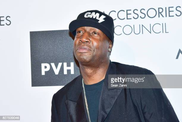 Grandmaster Flash attends 21st Annual Ace Awards at Cipriani 42nd Street on August 7 2017 in New York City