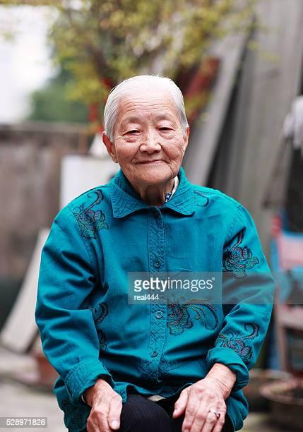 Grand-Mère de hutong