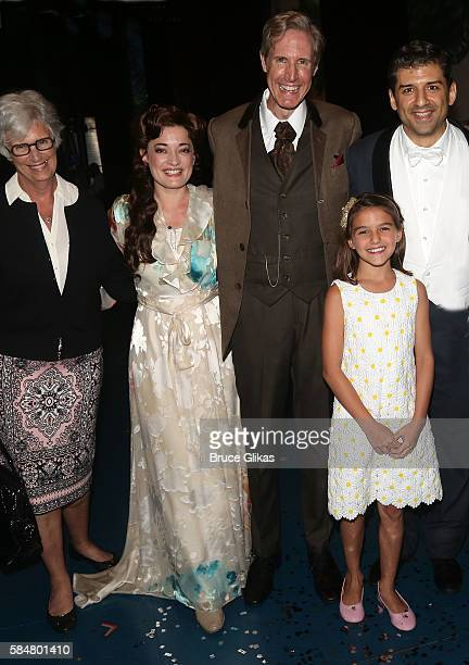 Grandmother Kathleen Holmes Laura Michelle Kelly as 'Sylvia Llewelyn Davies' Paul Slade Smith as 'Charles Frohman' Suri Cruise and Tony Yazbeck as...