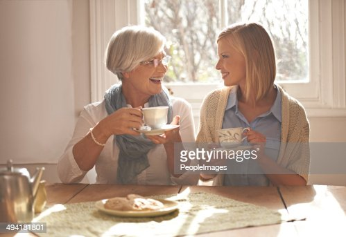 Grandmothers make the best friends