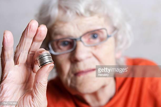 Grandmothers savings