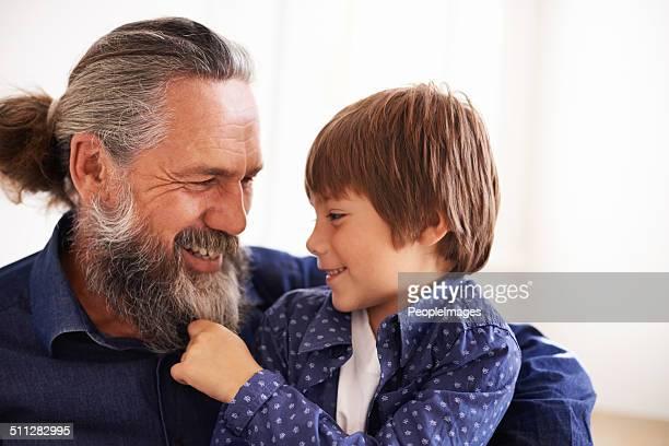 Grandpa サンタがありますか?