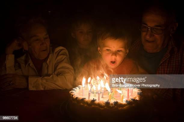 Grandpa's 80th Birthday Celebration