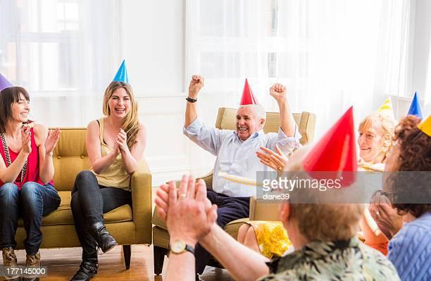 Grandpa's Birthday Party