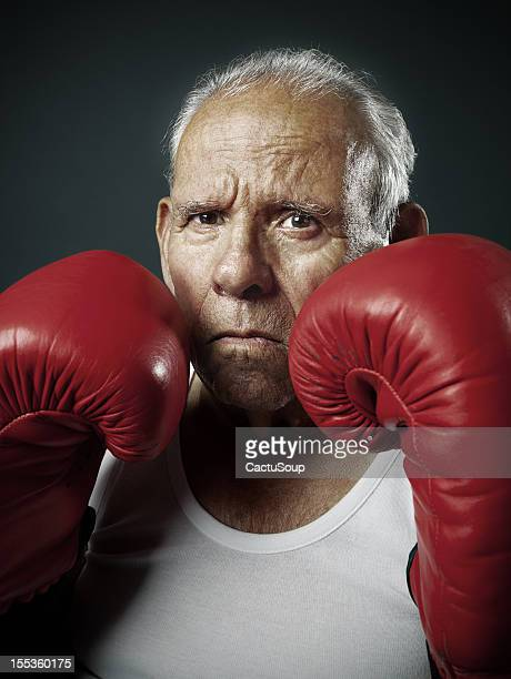 Granfather boxing