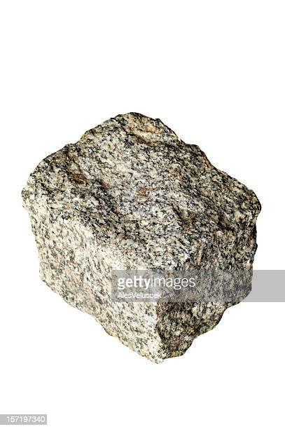 Granite Cube stone