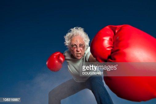 Granny Boxing 25