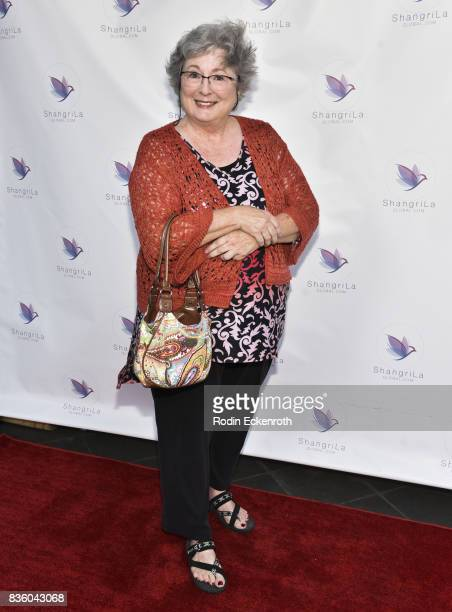 Granny PottyMouth attends the ShangriLa global launch and popup store on August 20 2017 in Beverly Hills California