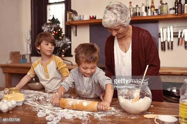 Granny's piccoli Panettieri!