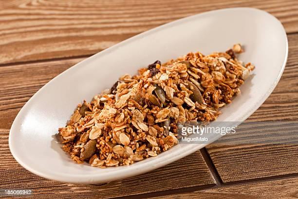 Granola or Muesli