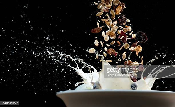 Granola Splash