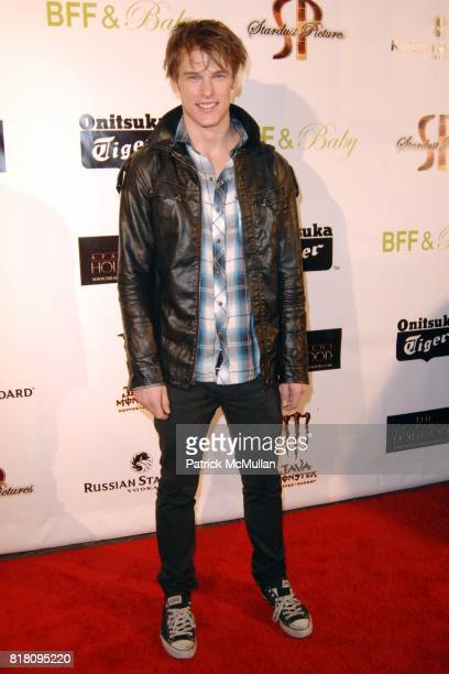 Grant Harvey attends OFFICIAL Film WRAPPARTY for Stardust Pictures BFF Baby at The Colony on November 17 2010 in Hollywood California
