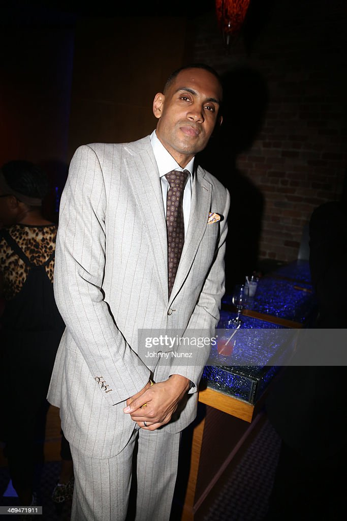 <a gi-track='captionPersonalityLinkClicked' href=/galleries/search?phrase=Grant+Hill+-+Basketball+Player&family=editorial&specificpeople=201658 ng-click='$event.stopPropagation()'>Grant Hill</a> attends the Kenny 'The Jet' Smith all-star party during NBA All-Star Weekend 2014 at Metropolitan Nightclub on February 14, 2014 in New Orleans, Louisiana.