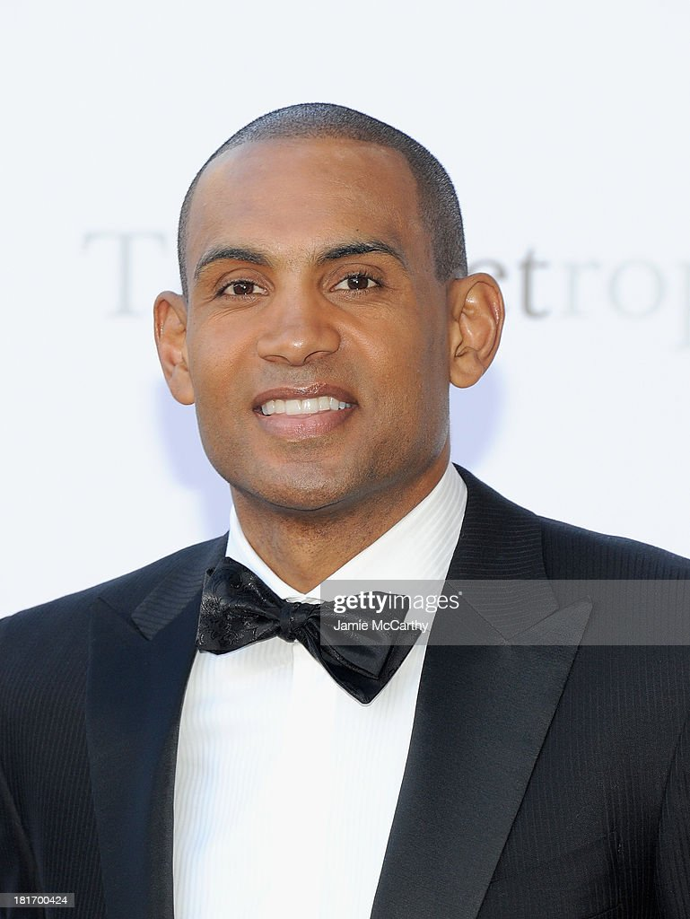 Grant Hill attends the Metropolitan Opera Season Opening Production Of 'Eugene Onegin' at The Metropolitan Opera House on September 23, 2013 in New York City.