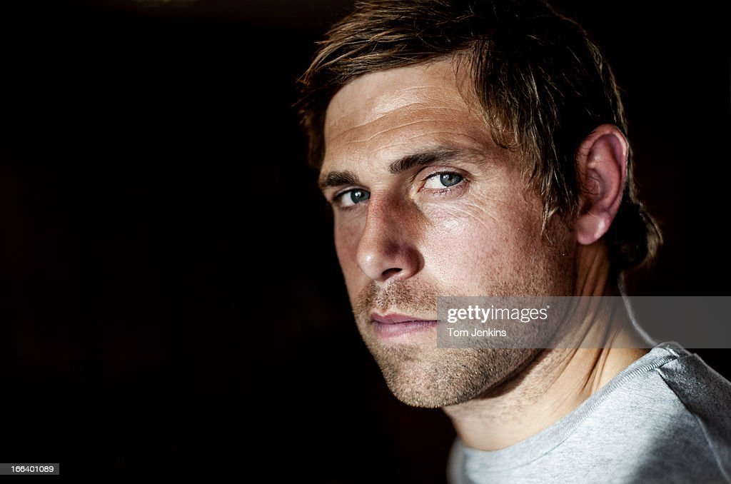 <a gi-track='captionPersonalityLinkClicked' href=/galleries/search?phrase=Grant+Holt&family=editorial&specificpeople=2091078 ng-click='$event.stopPropagation()'>Grant Holt</a>, Norwich City footballer, poses for a portrait session at the office of Polaris PR agency, in London on October 17, 2012.
