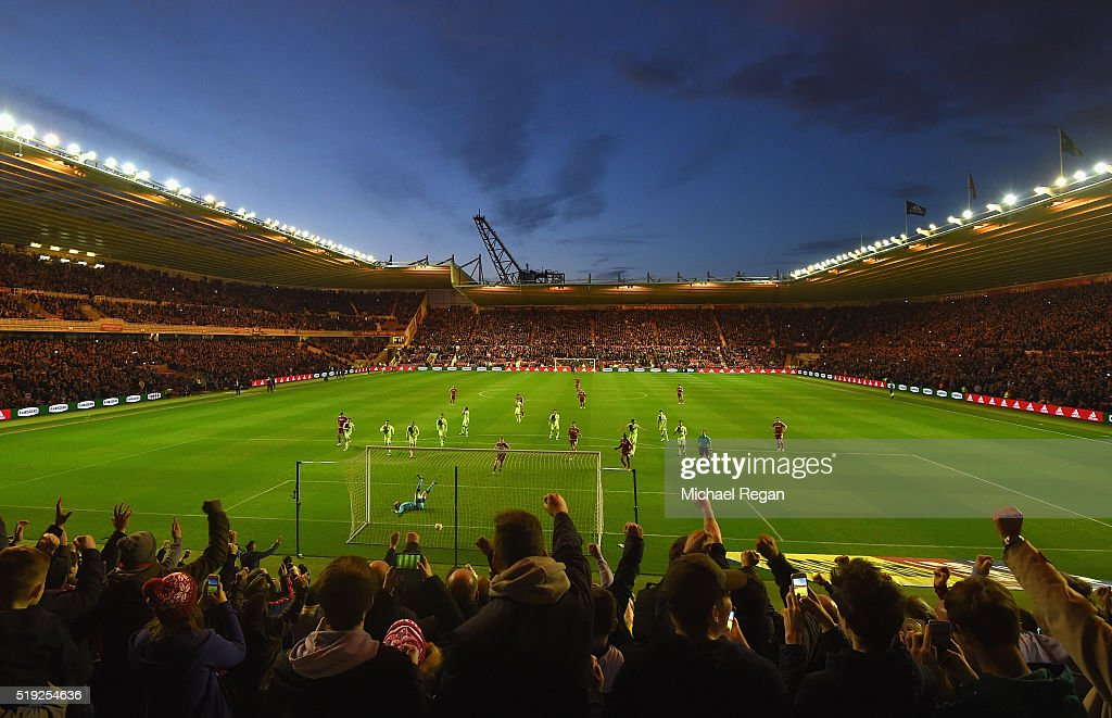 Middlesbrough United Kingdom  City new picture : ... Huddersfield Town on April 5, 2016 in Middlesbrough, United Kingdom
