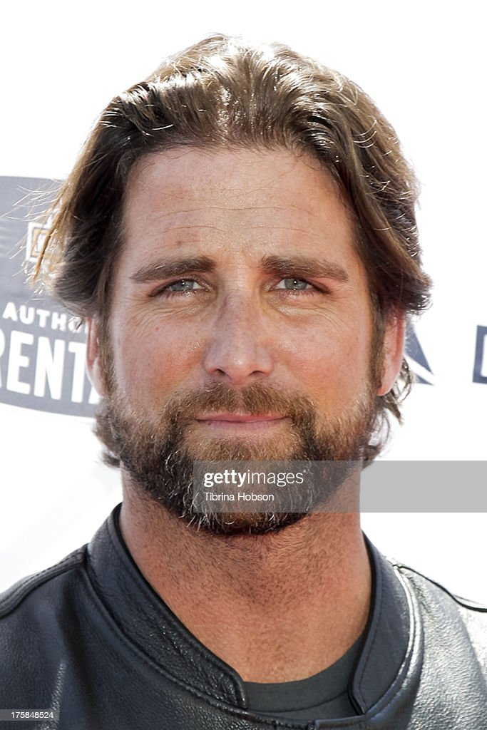 Grant Reynolds attends the 4th annual Kiehl's LifeRide for amfAR at The Grove on August 8, 2013 in Los Angeles, California.