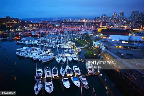 Granville Island, Vancouver, BC, Canada