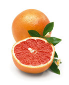 Grapefruit red duo with Leaf
