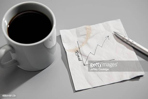 Graph On Napkin