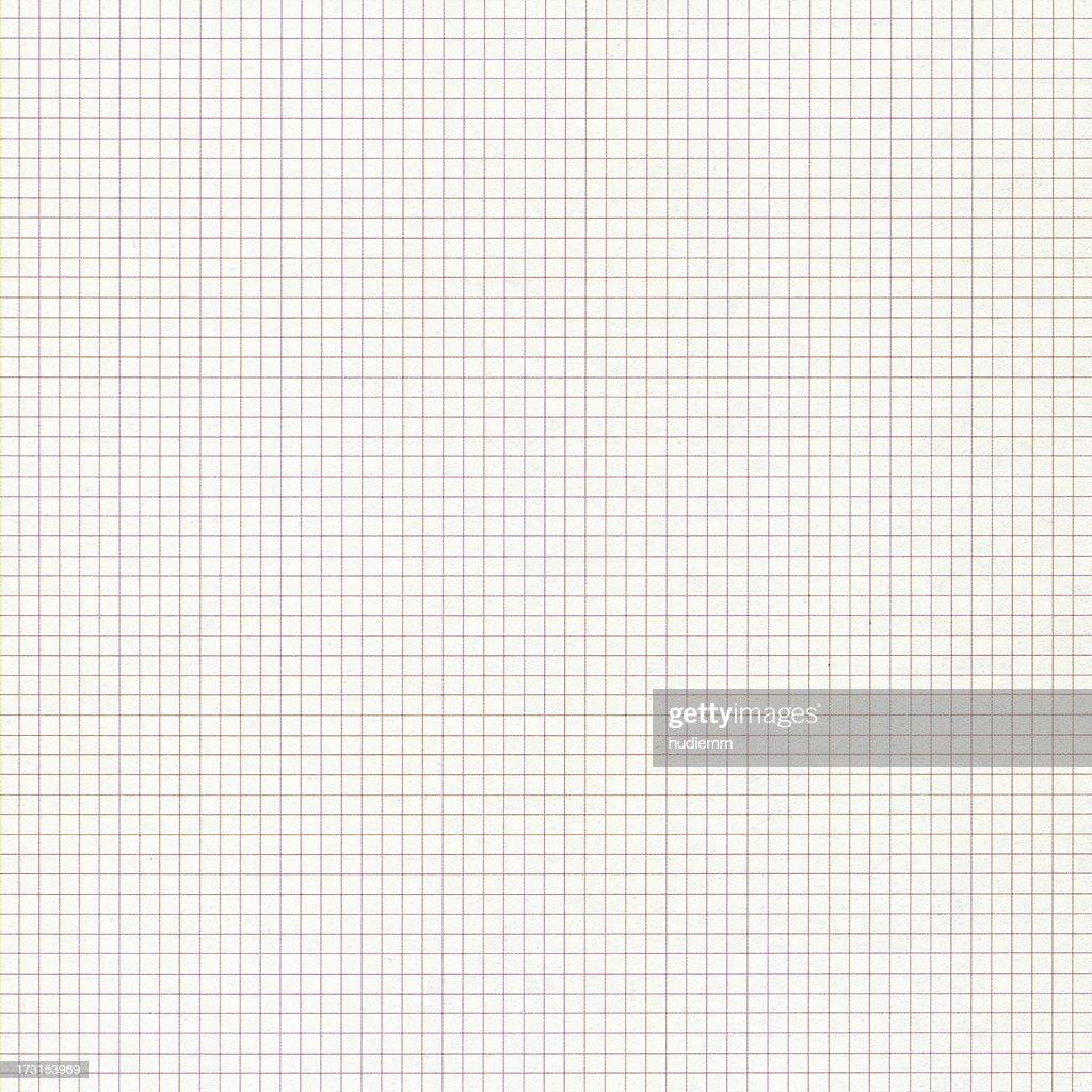 Graph paper textured background