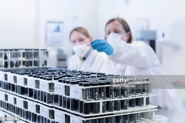 Graphene sample quality control in graphene processing factory