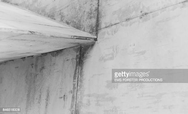 graphic concrete background with concrete wedge