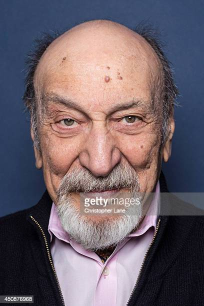 Graphic designer Milton Glaser is photographed for Self Assignment on March 31 2014 in New York City