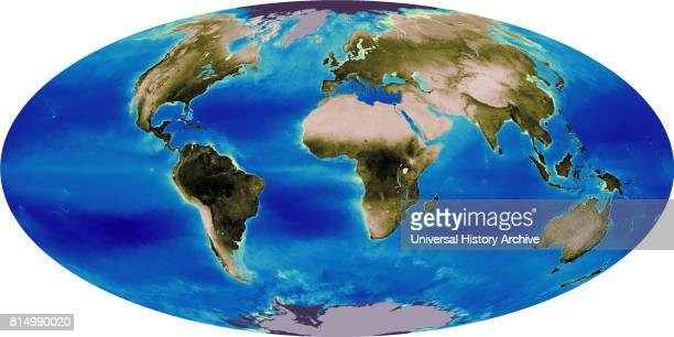 Graphic illustrating the Global Biosphere in 2002 The biosphere also known as the ecosphere is the worldwide sum of all ecosystems the biosphere is...