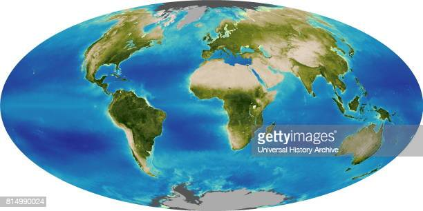 Graphic illustrating the Global Biosphere in 2004 The biosphere also known as the ecosphere is the worldwide sum of all ecosystems the biosphere is...