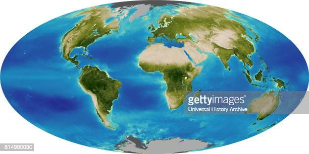 Graphic illustrating the Global Biosphere in 2005 The biosphere also known as the ecosphere is the worldwide sum of all ecosystems the biosphere is...