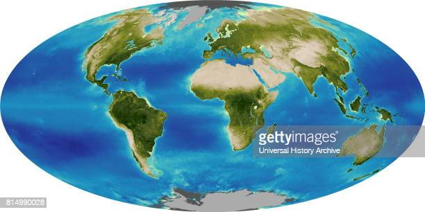 Graphic illustrating the Global Biosphere in 2007 The biosphere also known as the ecosphere is the worldwide sum of all ecosystems the biosphere is...