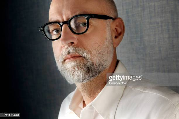 Graphic novelist Daniel Clowes is photographed for Los Angeles Times on March 21 2017 in New York City PUBLISHED IMAGE CREDIT MUST READ Carolyn...