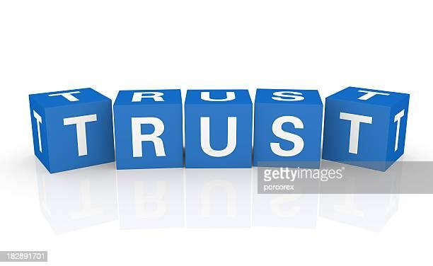Buzzword Würfel:  Trust